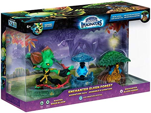 Skylanders Imaginators - Adventure Pack (Boom Bloom, Air, Treehouse) - Skylanders Figuren Ps3