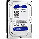 WD Blue 500GB SATA 6Gb/s HDD internal 8,9cm 3,5Zoll serial ATA 32MB cache 7200 RPM RoHS compliant Bulk