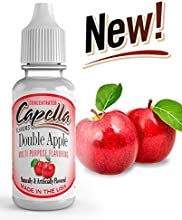 Capella Aroma 13ml DIY Double Apple