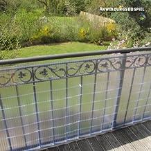 Suchergebnis Auf Amazon De Fur Sichtschutz Transparent Balkon