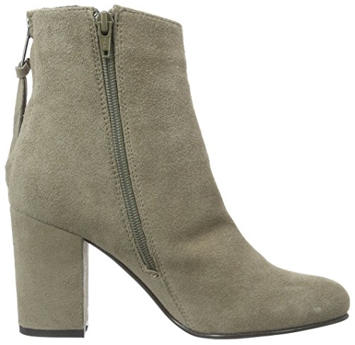 SPM - Bendle Ankle Boot, Stivali a metà gamba con imbottitura pesante Donna Rosa (Pink (ardesia 012))