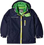 Kamik Kinder Sawyer 3-in-1 mit Kinderjacke, Peacoat, 104