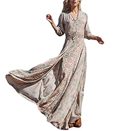 Oyedens Muslim Abaya Embroidery Ramadan Dress Dubai Robe Abiti Mode di Marca per Le Donne Islamic Dress Abbigliamento Islamico Musulmano Kaftan Rayon Robe Ladies Musulmano Moda Abiti Lunghi