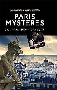 Paris Mystères par Jean-Marc Léri