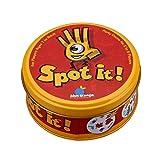 Spot, ES; preisgekrönter Spiel Neueste Sammelobjekt Sammelobjekt Kinder Spiel Papier Dobble ES für Familie Spiel Karten Spiel, mehrfarbig