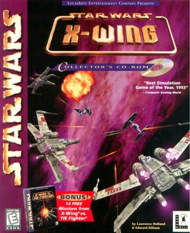 Star Wars: X-Wing Sammler-CD-ROM - PC - Xwing-video-spiel