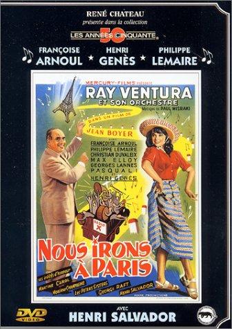 Bild von Nous irons à Paris