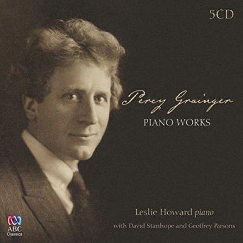 Preisvergleich Produktbild Percy Grainger:Piano Works
