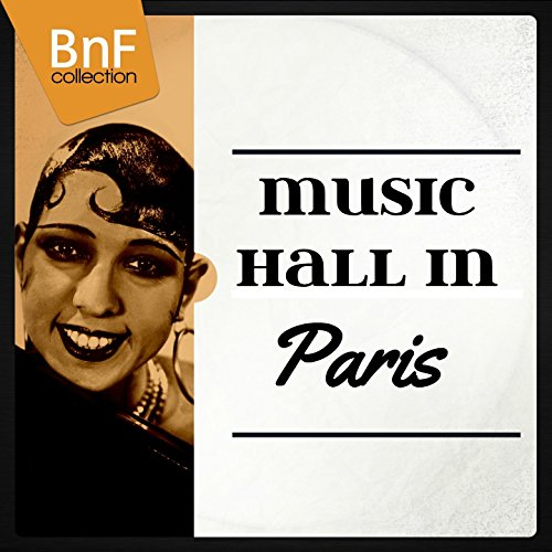 Music Hall in Paris