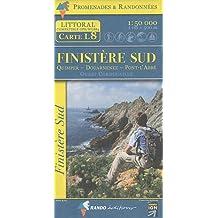 Finistère Sud - Quimper - Douarnenez GPS/WGS84 L8