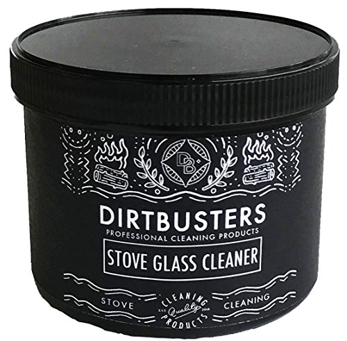 Dirtbusters Stove Glass Cleaner