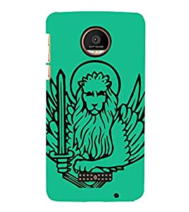 PrintVisa Designer Back Case Cover for Motorola Moto Z Force :: Motorola Moto Z Force Droid for USA (Painitings Watch Cute Fashion Laptop Bluetooth )