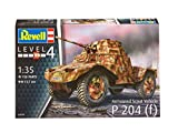 Revell Modellbausatz Panzer 1:35 - Armoured Scout Vehicle P204 im
