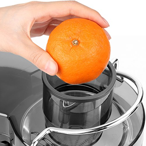 Electric Juicer, Automatic Home Fruit Juice Detachable Centrifuge multi purpose Juicer Extractor [UK Stock]