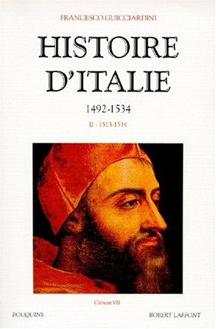 Histoire d'Italie, tome 2 : 1492-1534