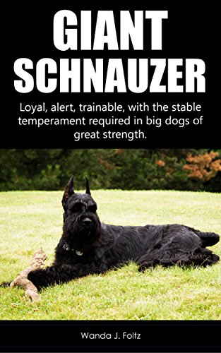 giant-schnauzer-english-edition