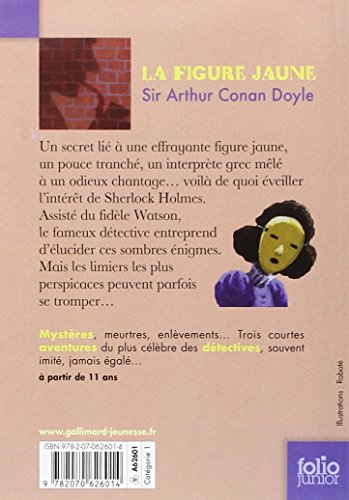 La figure jaune et autres aventures de Sherlock Holmes