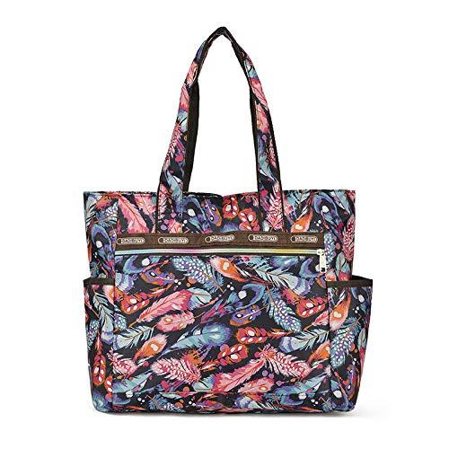 Nuovo impermeabile multi-pocket Oxford tela borsa pranzo borsa madre piccola borsa di stoffa fazzoletto femminile borsa colore pium