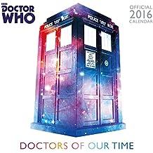 The Official Doctor Who Classic Edition 2016 Square Calendar (Calendar 2016)