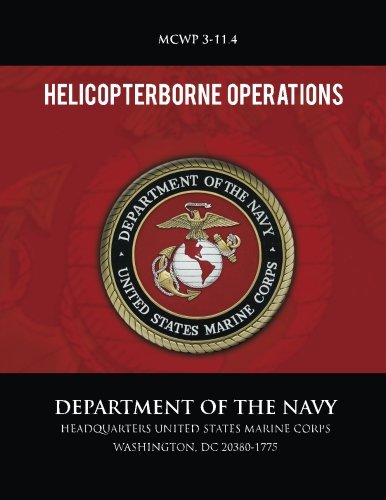 Helicopterborne Operations por Department of the Navy