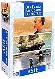 Des trains pas comme les autres - Asie : Corée / Vietnam / Chine du Sud - Coffret 3 DVD