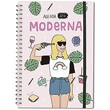 Moderna de Pueblo. Agenda anual 2018