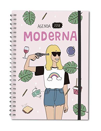 Agenda anual 2018 Moderna de Pueblo