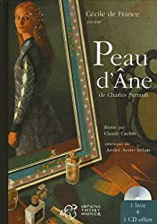 Cécile de France raconte Peau d'Ane (1CD audio)