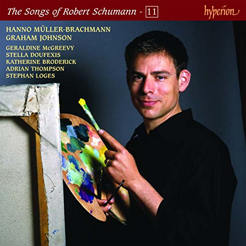 Robert Schumann: Lieder (Intégrale) /Vol.11