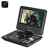 Best Portable Dvd Players For Children - 7 Inch Kids Portable DVD Player - Wide Review