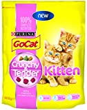 Go-Cat Dry Kitten Food Crunchy Tender, 800 g - Pack of 4