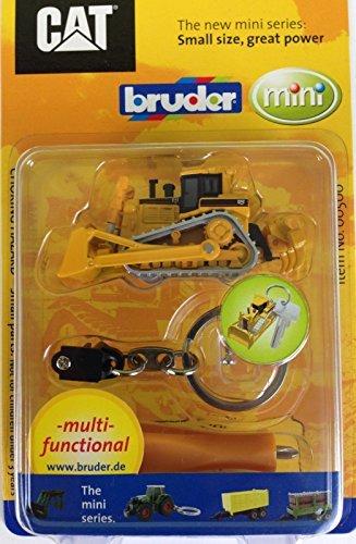 Bruder 00500 - Excavadora Caterpillar de juguete