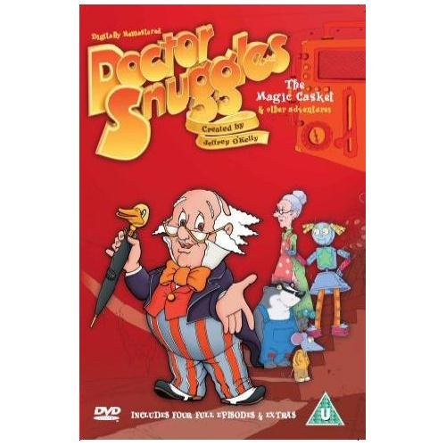 doctor-snuggles-volume-4-import-anglais