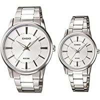 Casio His and Her pair watch [MTP/LTP-1303D-7AV]