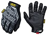 Mechanix Wear – Original Grip Handschuhe (Large, Schwarz)