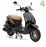 Motorroller Nova Motors Grace 50 schwarz - 45km