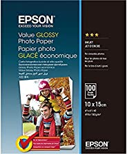 Epson C13S400039 - Carta Fotografica, 10 x 15 Cm