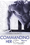 Commanding Her Trust (Under His Command Book 2)