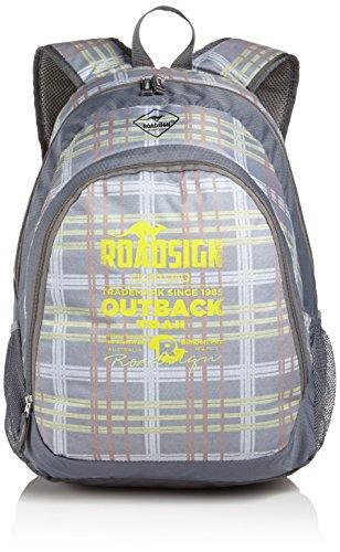 Roadsign Borsone Sport und Reisetasche 54 x 29 x 32 cm  nero (nero)  60136-0100