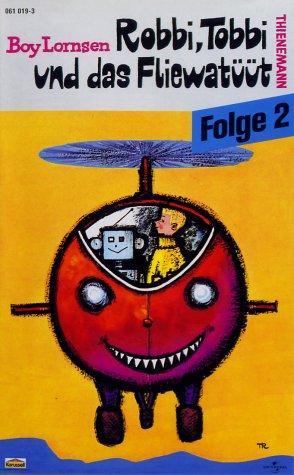 Robbi, Tobbi und das Fliewatüüt, Folge 2