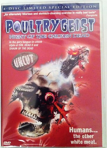 Poultrygeist (Limited Special Edition) [4 DVDs]