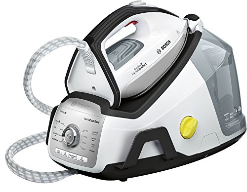 Bosch TDS8030 Centrale Vapeur 2400 W Blanc/No