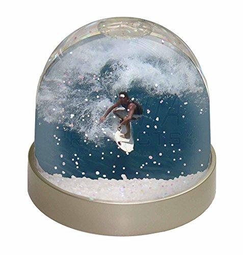 Advanta Board Surfing-Water Sports Snow Waterball Christmas Gift, Multi-Colour, 9.2 x 9.2 x 8 cm