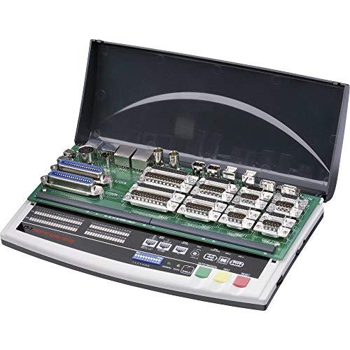 VOLTCRAFT® ct-7Tester für Kabel PC Profi Werkzeug für Tests Kabel und Stecker geeignet für Sub-A 91525polig