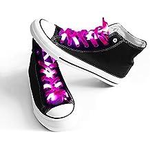 easyDecor (1 par de Cordones de Zapatos de Luz LED 66aa25f3d53