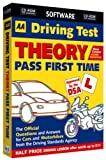 AA Pass First Time Driving Test Theory 2002/2003
