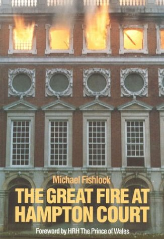 The Great Fire at Hampton Court (Miscellaneous Series)