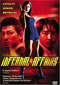 Infernal Affairs [Import USA Zone 1]