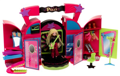 Loge de Stars Polly Pocket MATTEL