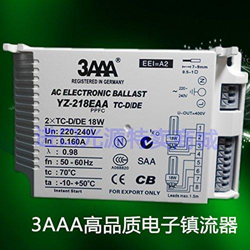 3AAA HID 135E/220–24036W Professionelle ECG hid-ecg Elektronische Vorschaltgerät für HID Lampen HCI/CDM/HQI/HPI/MHN 35W × 1T Leuchtstofflampe & #-; 110× 75× 30mm - 3